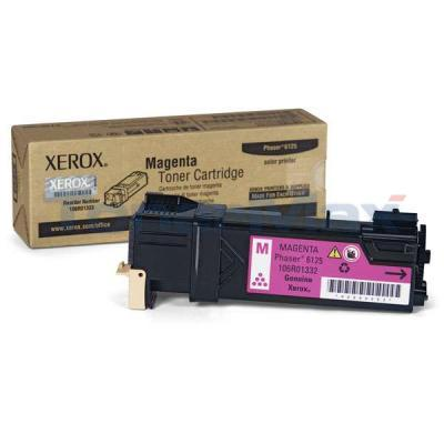 XEROX PHASER 6125 TONER CARTRIDGE MAGENTA